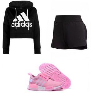 💪ADIDAS *RARE* Black Stadium Training Shorts